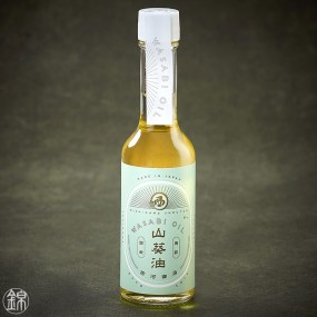 Hon'Wasabi flavored rice oil