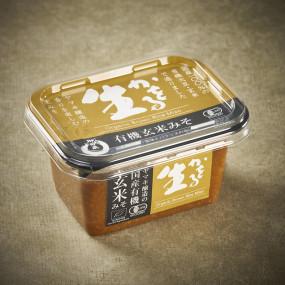 Miso de riz brun BIO, fermentation longue, non pasteurisé*