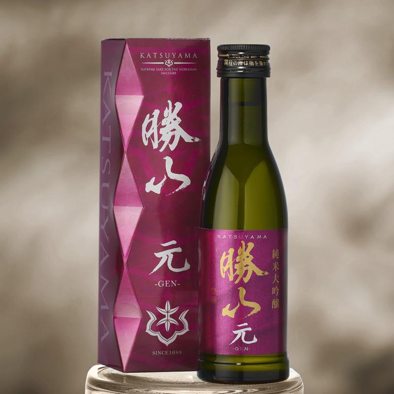 Gozenshu Gen Junmaï Daïginjô sake
