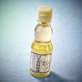 Unroasted Taihaku sesame oil