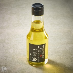 Unroasted golden sesame oil