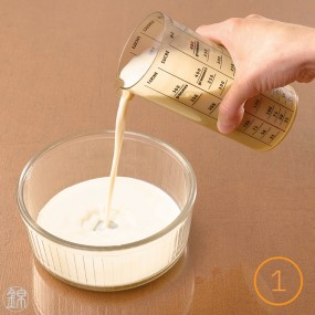 Special soy milk for Tofu making