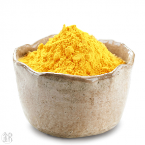 Kabocha japanese pumpkin powder