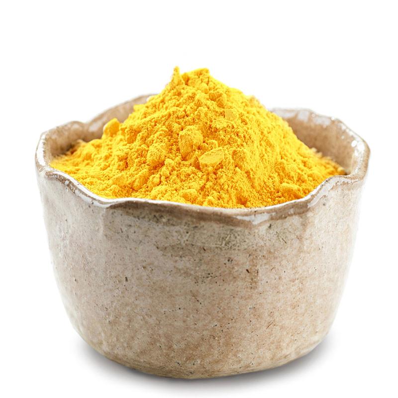 Kabocha japanese pumpkin powder