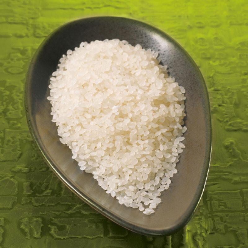 Koshihikari rice grown on terraces in Joetsu City - Niigata