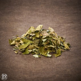 Herb tea with Sansho leaves To infuse