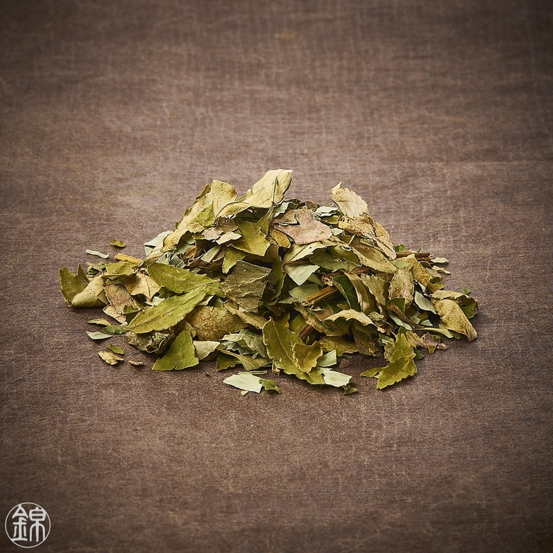 Herb tea with Sansho leaves