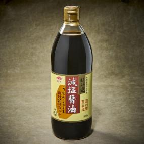 """Condiment au vinaigre noir de riz (54,1%) et au miel dit """"Vermont"""" (45.4%) 500ml"""