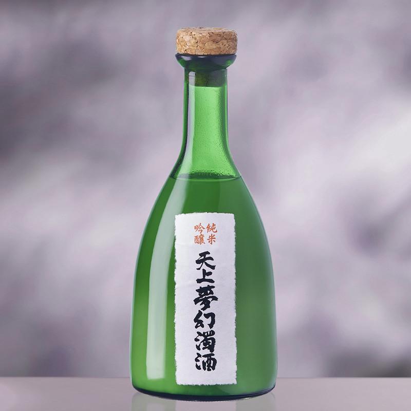 Tenjo-Mugen Nigorizake sake