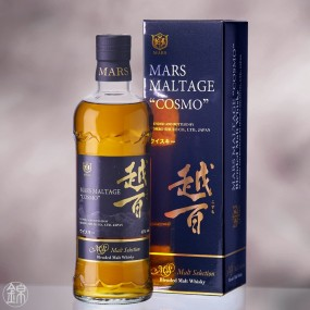 Mars Maltage Cosmo Malt Selection Japanese Whiskey