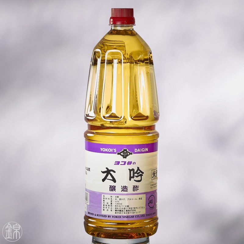 Daigin rice vinegar
