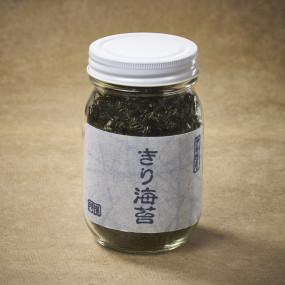 Algues nori taillées en lamelles 25g