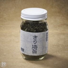 Algues Kizami Nori taillées en lamelles