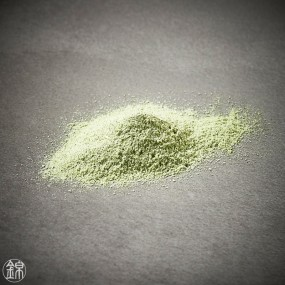 Wasabi flavored sea salt
