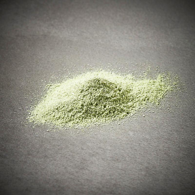 Wasabi flavored sea salt