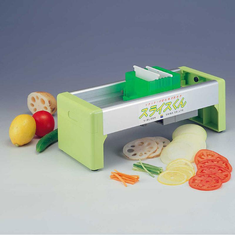 Slicekun slicer for fruits and vegetables