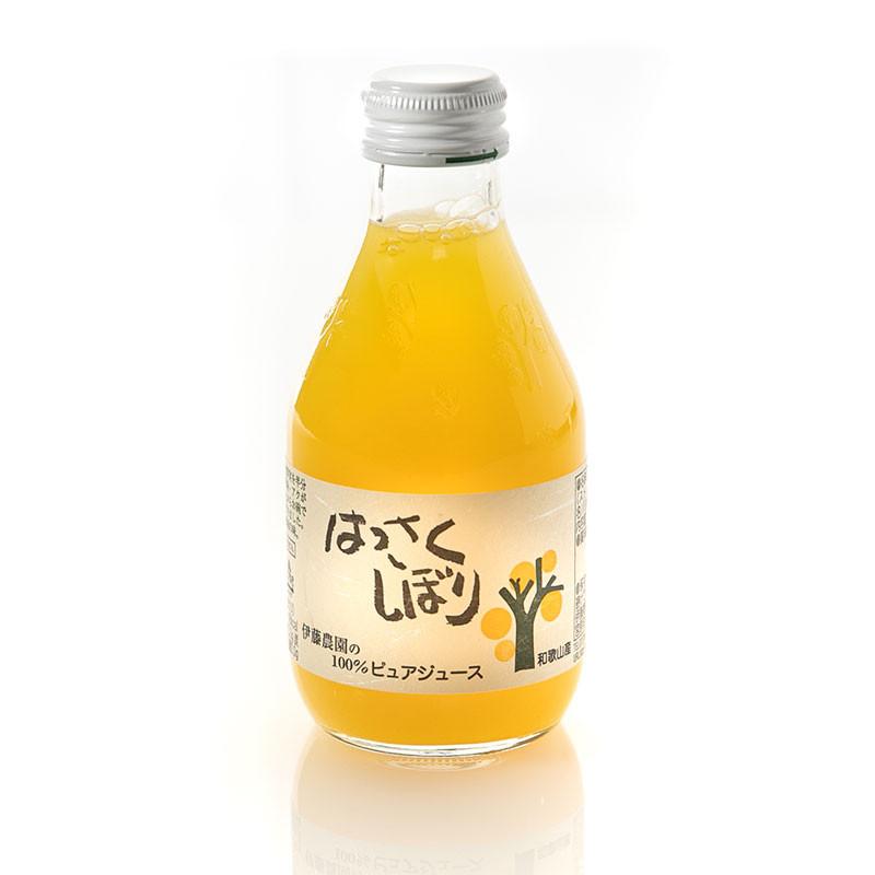 Hassaku grapefruit juice