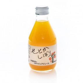 Jus de Setoka  Fruits japonais