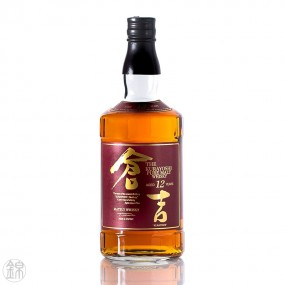 Whisky Matsui Kurayoshi 12 ans d'âge pure malt Whisky