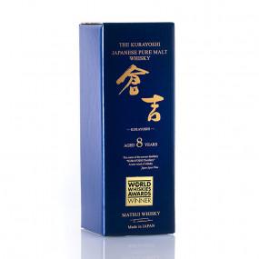Whisky Matsui Kurayoshi 8 ans d'âge pure malt