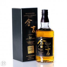 Matsui Kurayoshi Whisky 18 years old pure malt Whisky