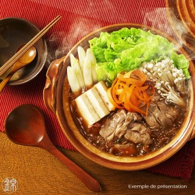 Bouillon pour Nabe Hot and Spicy