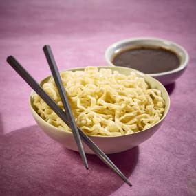 Instant Kitakata soy sauce ramen