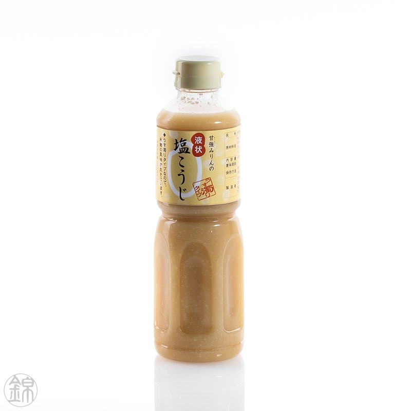 Condiment Shoyu Kôji liquide  Condiment