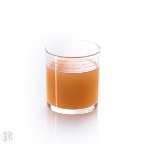 Apple juice with Kogane ginger