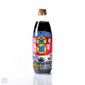 Low salt soy sauce Soy sauce