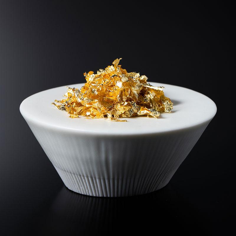 Edible Gold petals E175 Food aid