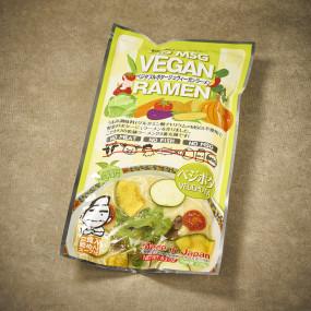 Ramen vegan et son bouillon de légumes
