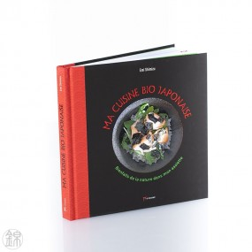 Ma cuisine bio japonaise de Emi Shimizu  Librairie