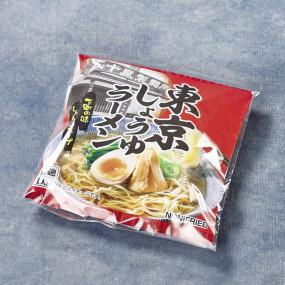Instant Tokyo soy sauce ramen