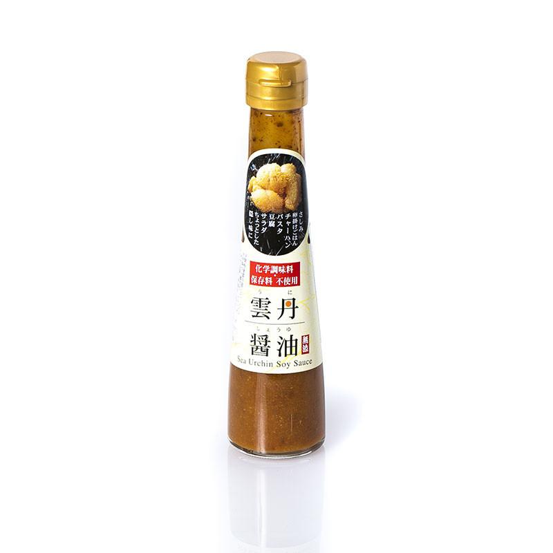 Sauce soja aux oursins Sauces japonaises