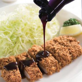 3 years aged Tonkatsu sauce Japanese sauces