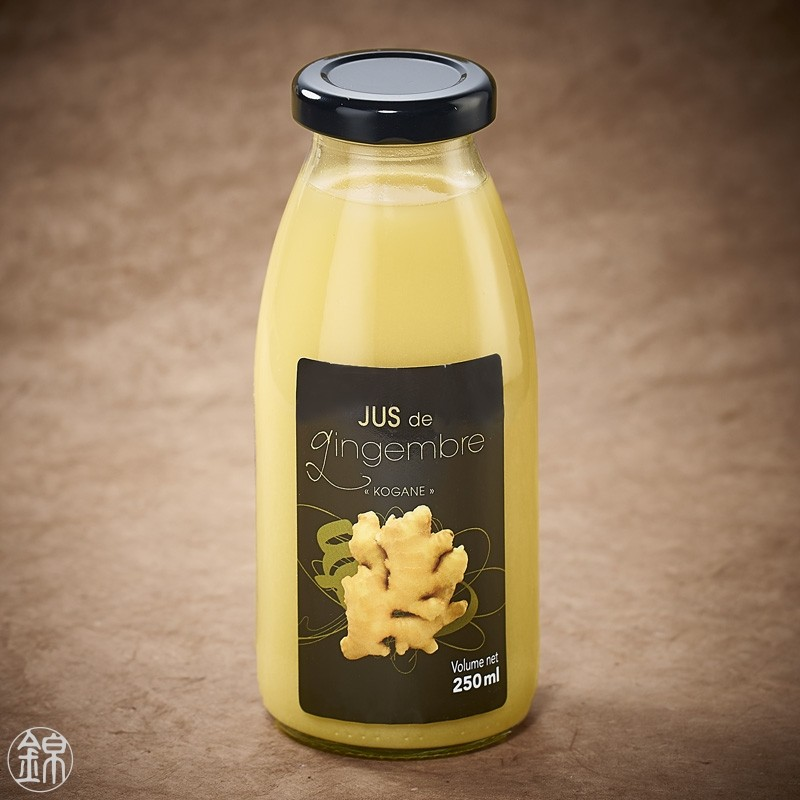Kogane ginger juice Fruit juice
