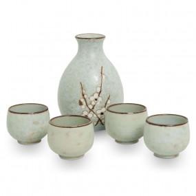 Sake set Tasting
