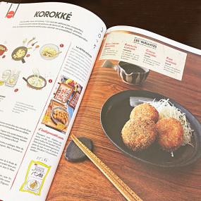 Japon Gourmand par Laure Kié Librairie