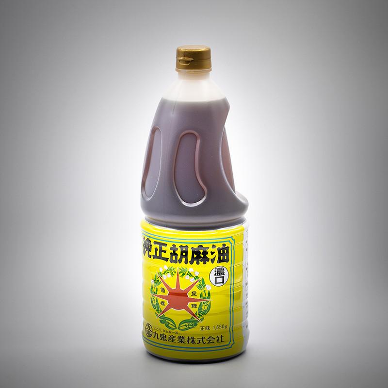 Roasted Koikuchi sesame oil, strong flavor  Oil