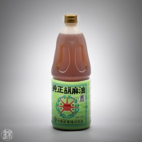 Usukuchi roasted sesame oil, light flavor