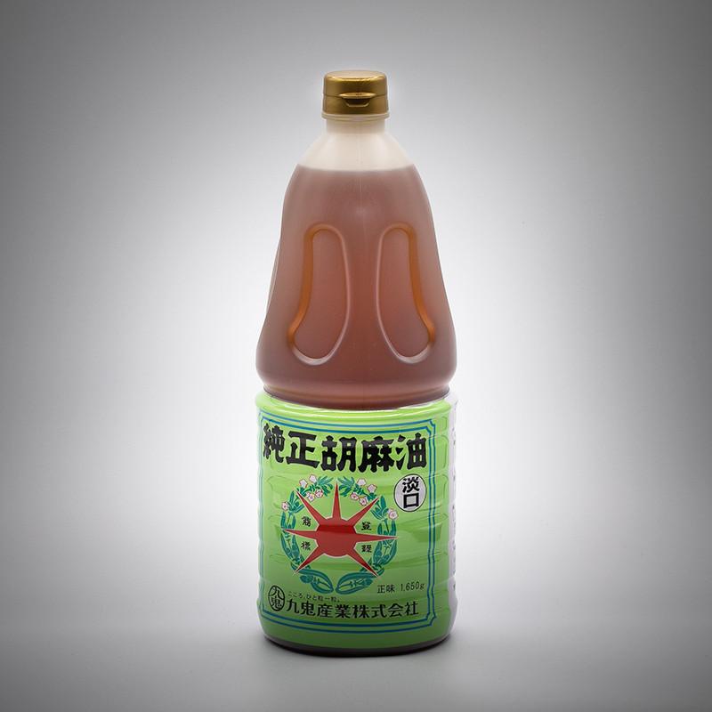 Huile de sésame torréfié Usukuchi, arôme léger  Huile