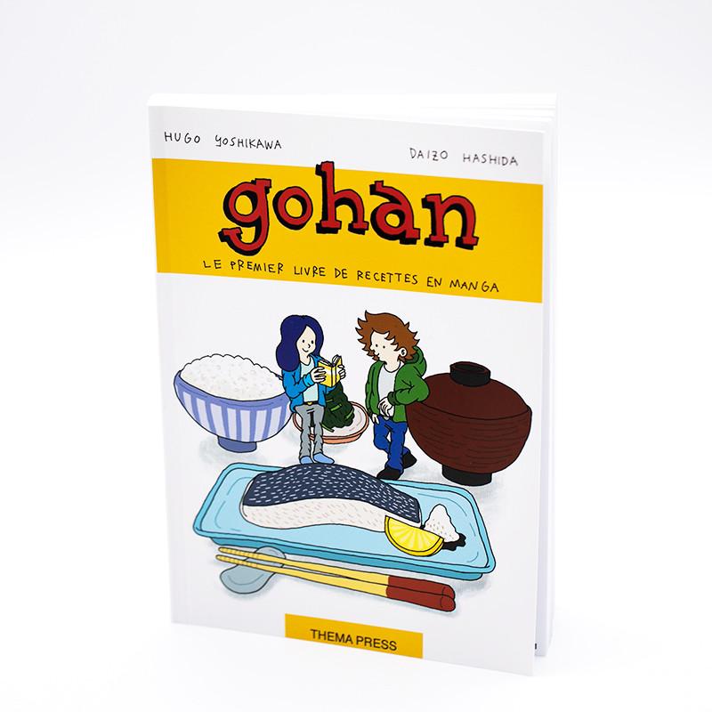 Livre GOHAN Bookstore