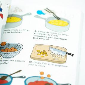 Gohan, le premier livre de recettes en Manga Librairie