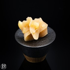 Kuri anko paste with Japanese candied chestnut