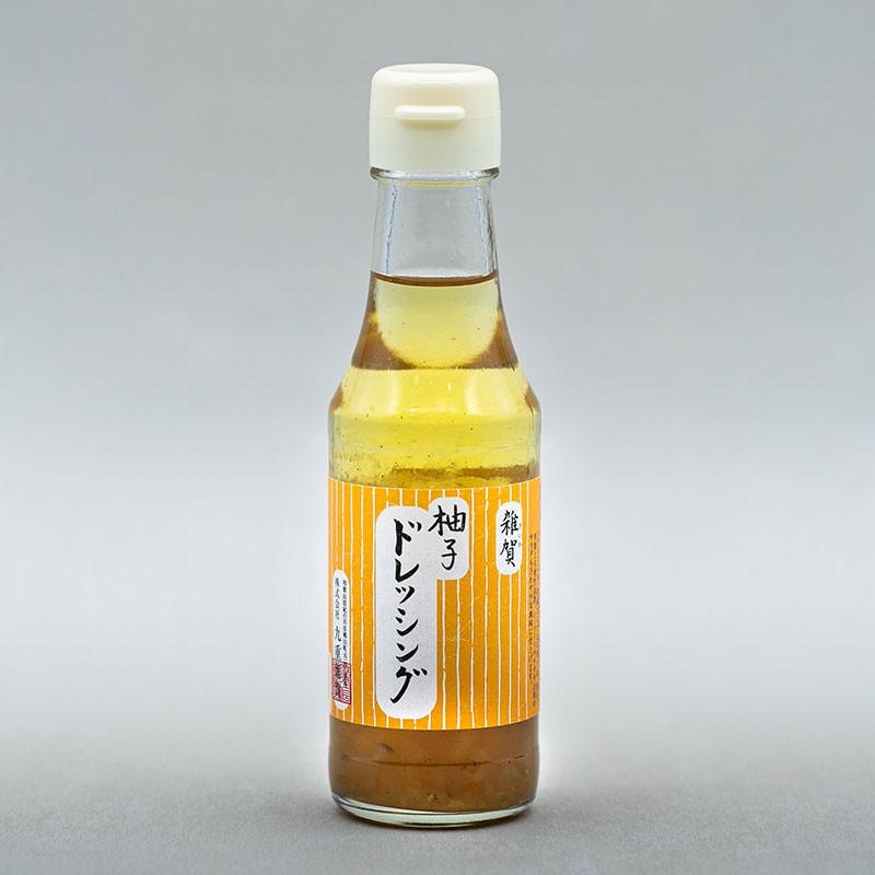 Yuzu dressing Japanese sauces