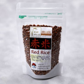 Yu-yake mochi red sticky rice Rice