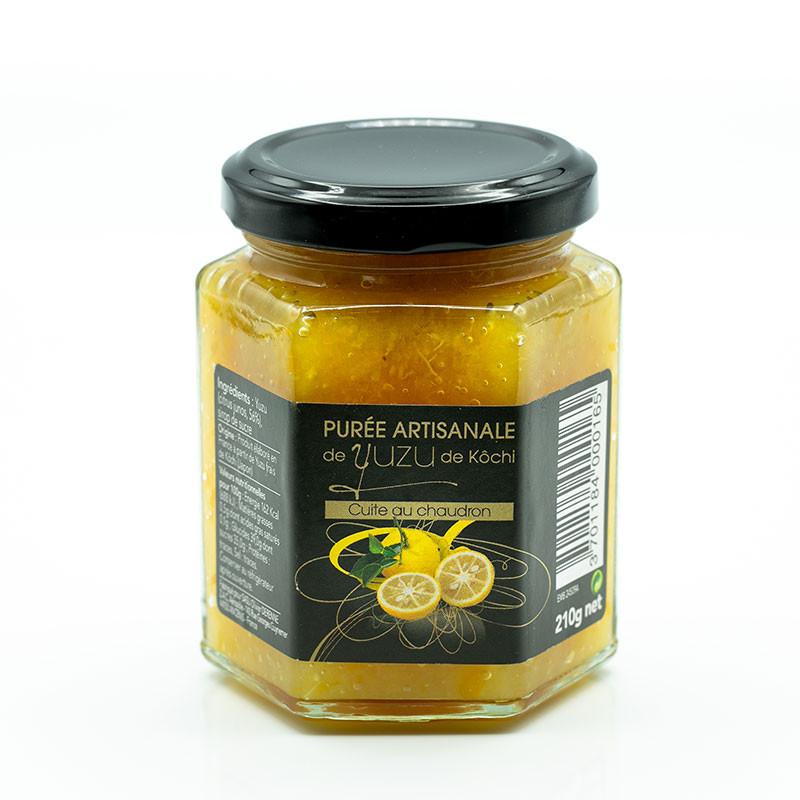 Home made Yuzu from Kôchi puree Fruits puree
