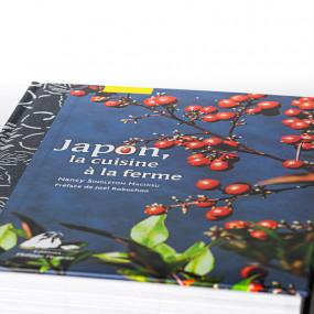 Livre Japon, la cuisine à la Ferme  Bookstore