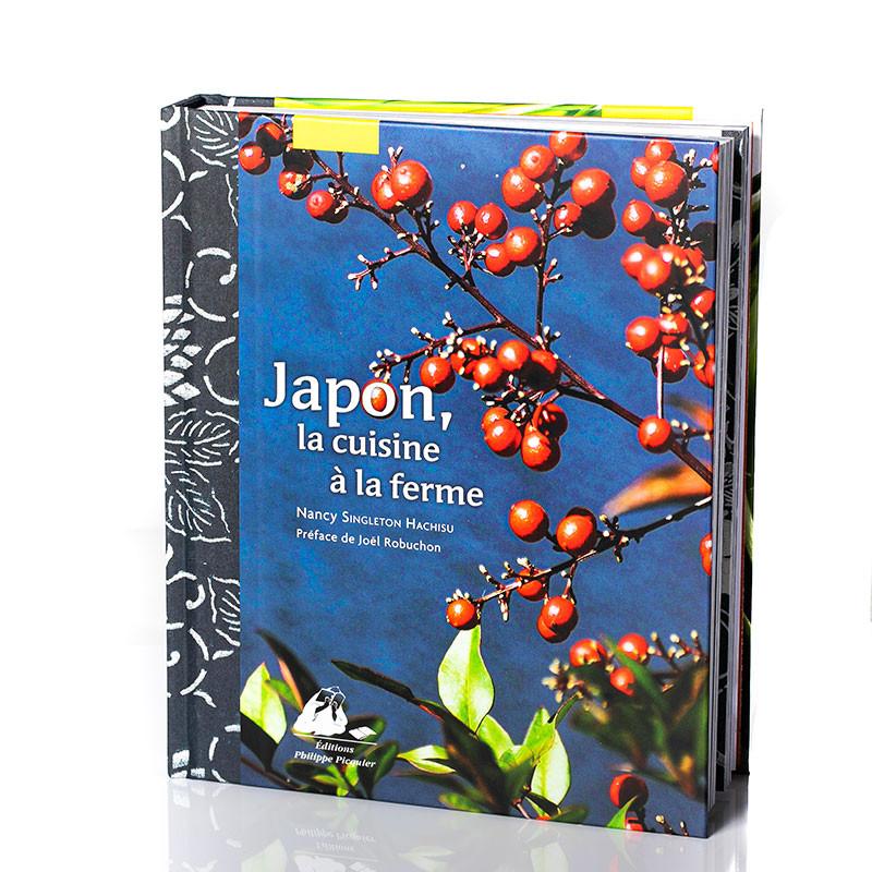 Japon, la cuisine à la Ferme  Librairie